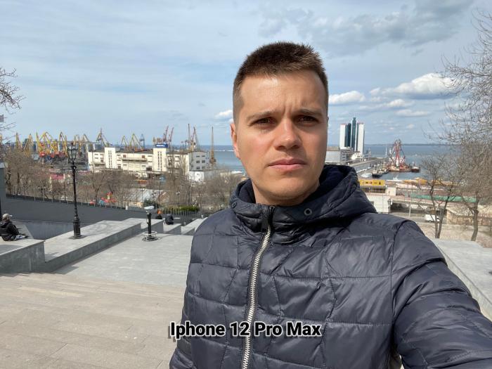 Фронталка Айфон 12 Про Макс