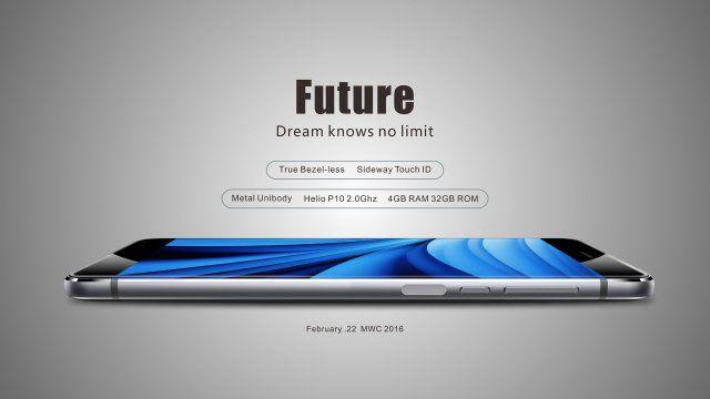 Ulefone Future получит сканер отпечатков пальцев на правой боковой грани – фото 2