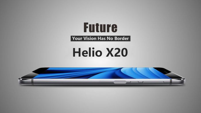 Топовая версия Ulefone Future получит Helio X20, 2К-дисплей, 128 Гб ПЗУ и камеру на 20 Мп – фото 1