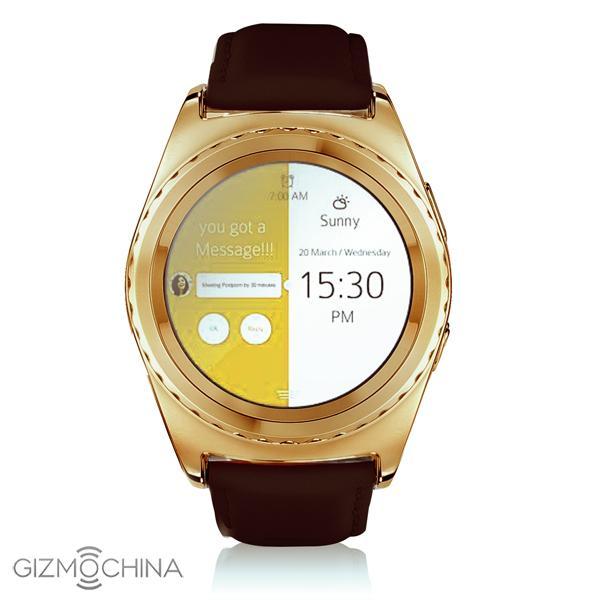 No. G4: круглые умные часы всего за $40 – фото 3