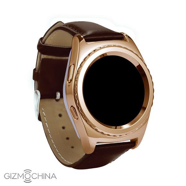 No. G4: круглые умные часы всего за $40 – фото 6