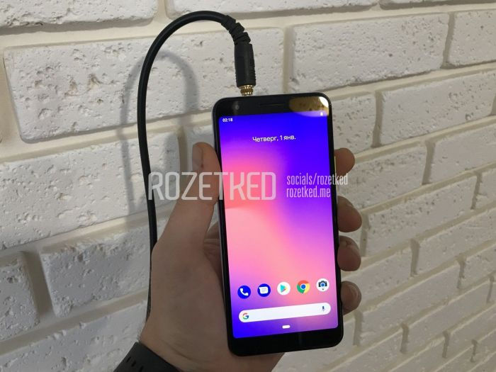 Подробности и фото Google Pixel 3 Lite. Google все же созрела для «бюджетного» смартфона? – фото 7