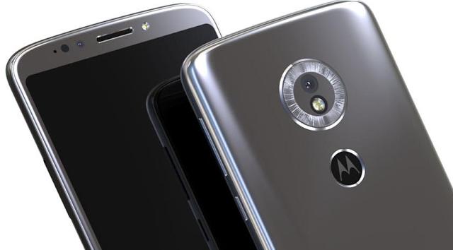 Moto G6 Play показали со всех сторон – фото 1