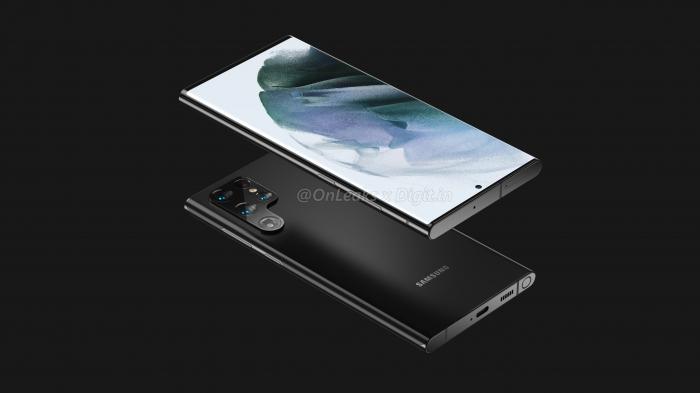 Samsung Galaxy S22 Ultra предложит топовый дисплей и камеру – фото 1