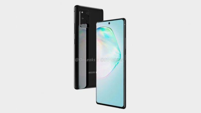 Инсайдер показал дизайн Samsung Galaxy A91 – фото 1