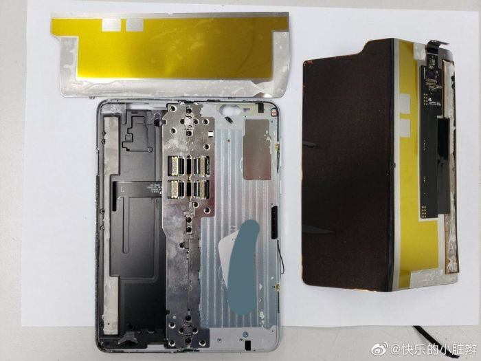 Samsung Galaxy Fold уже разобрали – фото 1