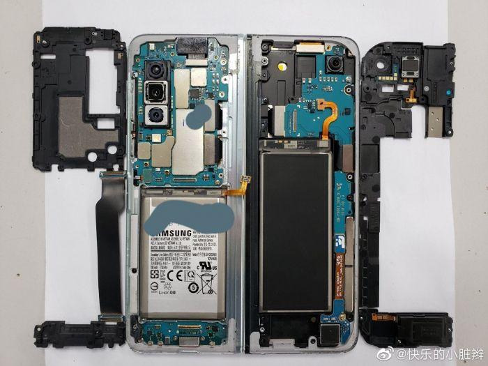 Samsung Galaxy Fold уже разобрали – фото 3