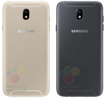 Пресс-рендеры Samsung Galaxy J7 (2017) неофициально выложили в сеть – фото 3