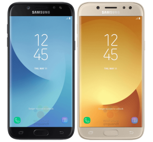 Пресс-рендеры Samsung Galaxy J7 (2017) неофициально выложили в сеть – фото 2