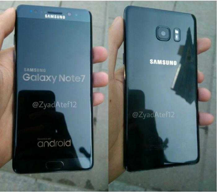 20301a0f0d1d Refurbished Samsung Galaxy Note 7  как отличить восстановленный смартфон –  фото 1