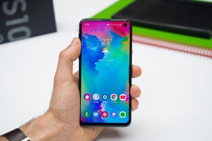 Больше подробностей о Samsung Galaxy S10 Lite