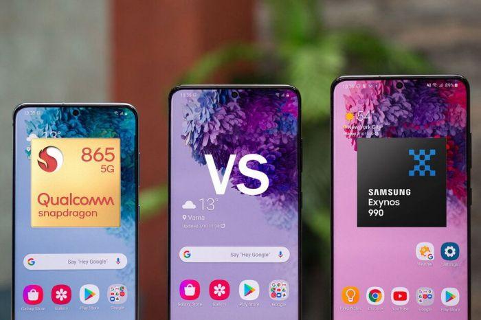 Так почему Samsung устанавливает Exynos в смартфонах – фото 1