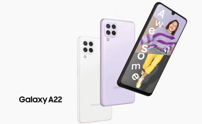 Представлены Samsung Galaxy A22 5G и Galaxy A22 4G – фото 3
