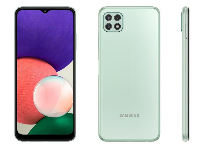 Представлены Samsung Galaxy A22 5G и Galaxy A22 4G – фото 2