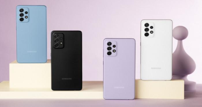 Samsung Galaxy A73 2022 предложит флагманскую камеру – фото 1