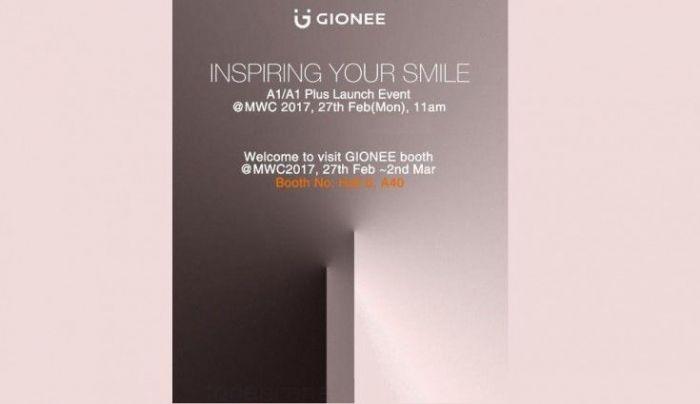 Дебют Gionee A1 и Gionee A1 Plus на MWC 2017 подтвержден – фото 3