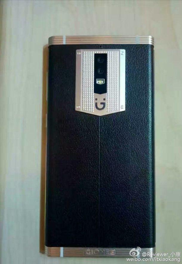 Gionee готовит смартфон с двойной камерой и изогнутым дисплеем – фото 2