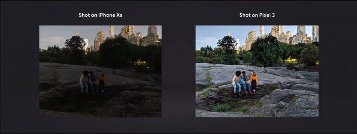 Samsung разрабатывает свой аналог Google Night Sight – фото 1