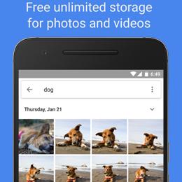 Обновление Google Photos 1.21: храни бесплатно сколько угодно фото и видео в оригинальном разрешении – фото 1