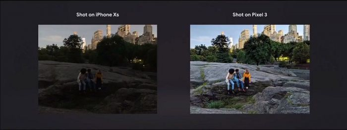Первый порт приложения Google Camera c функцией Night Sight – фото 2