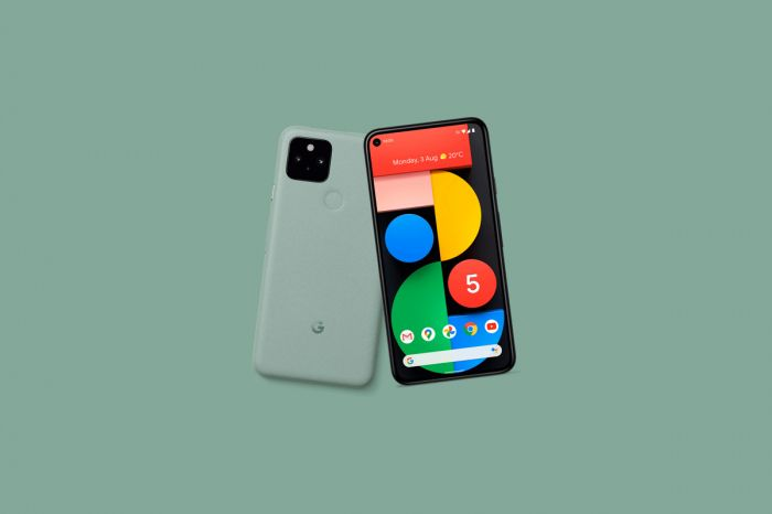 Google Pixel 5: прощай стекло — да здравствует металл – фото 1
