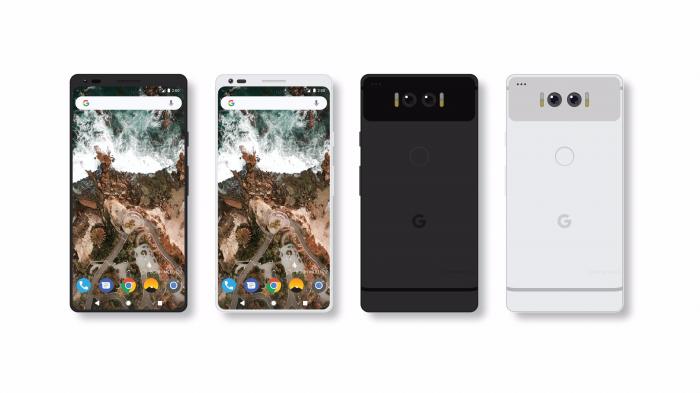 Забудьте о Xiaomi Mi MIX, флагман Google Pixel 2 может предложить что-то покруче – фото 1
