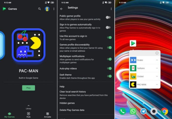 Google Play Games становится действительно удобным – фото 3