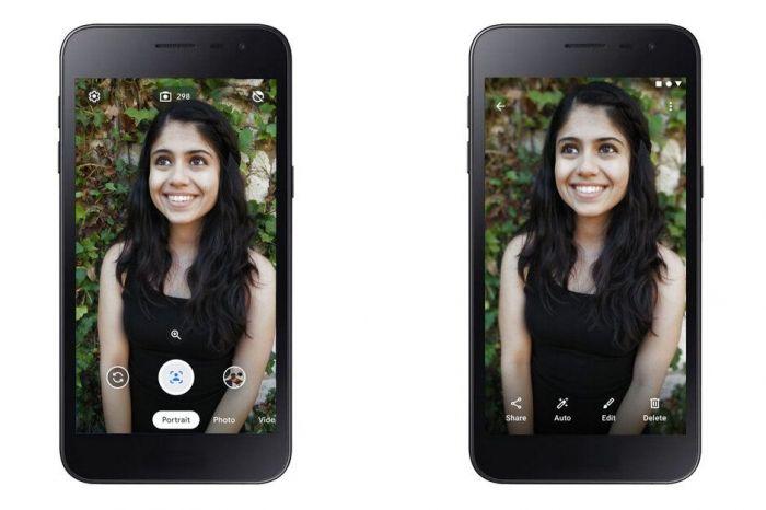 Google Camera Go поможет бюджетникам создавать качественные фоточки