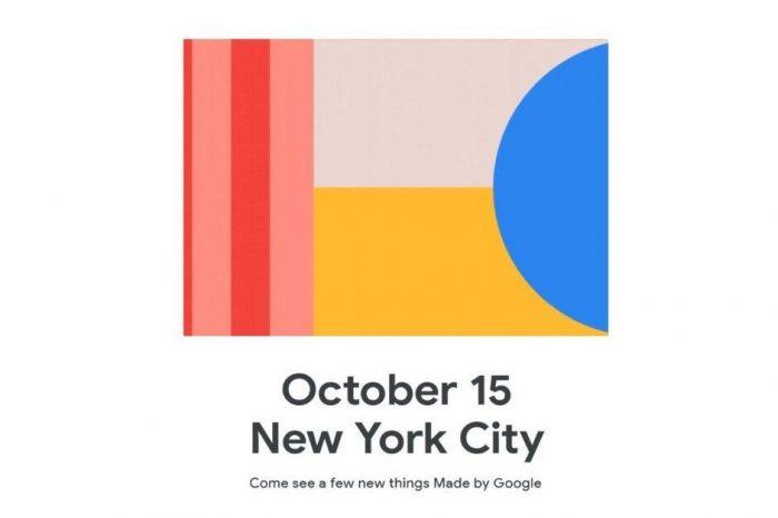 Объявлена дата презентации Google Pixel 4 – фото 1