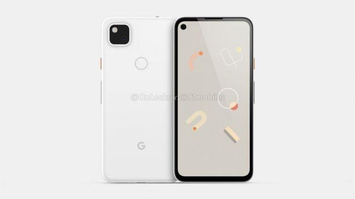 Стало известно, какой дизайн получит Google Pixel 4a – фото 2