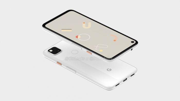 Стало известно, какой дизайн получит Google Pixel 4a – фото 3