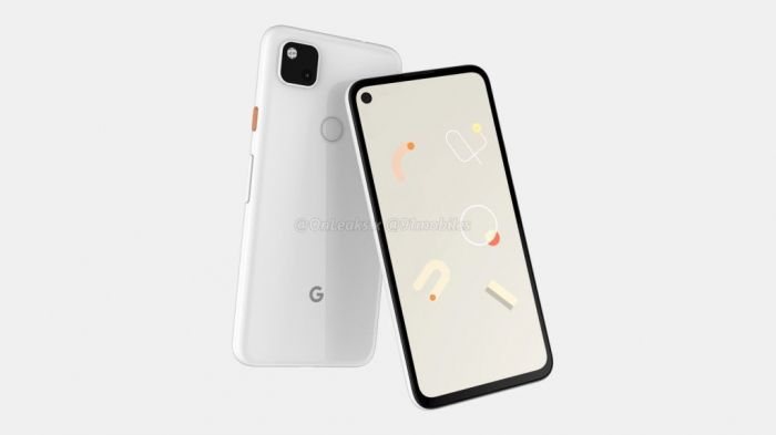 Стало известно, какой дизайн получит Google Pixel 4a – фото 1