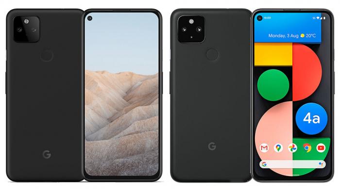 Google Pixel 5a на рендерах: и этот экстерьер уже знаком нам – фото 3
