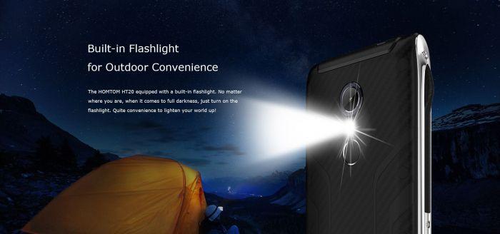 Стильный и защищенный Homtom HT20 уже доступен к заказу на Aliexpress.com по цене $129.99 – фото 1