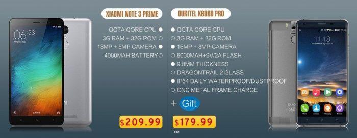 Oukitel K6000 Pro: старт предзаказов на долгоиграющий смартфон – фото 2