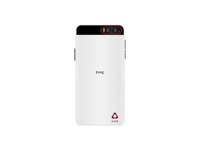 Концепт идеи для будущего HTC Vive X One – фото 7