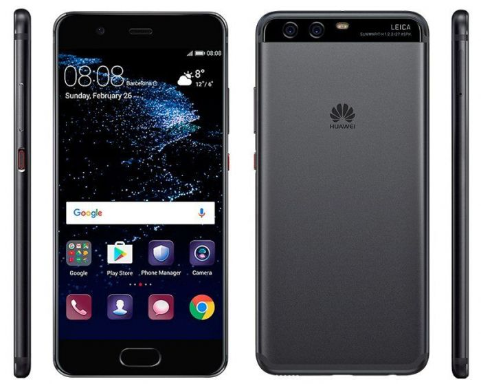 Huawei P10: давайте посмотрим на свежий пресс-рендер флагмана – фото 1