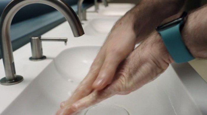 Apple Watch и руки