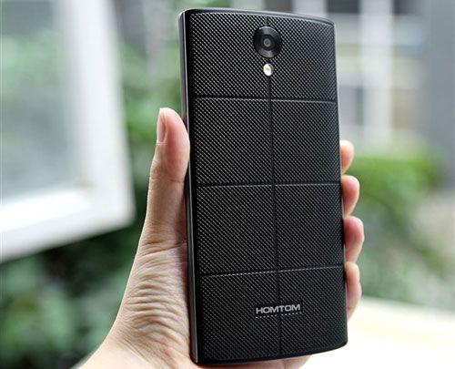 Homtom HT7: видео (распаковка) бюджетного стиляги из мира Android – фото 1