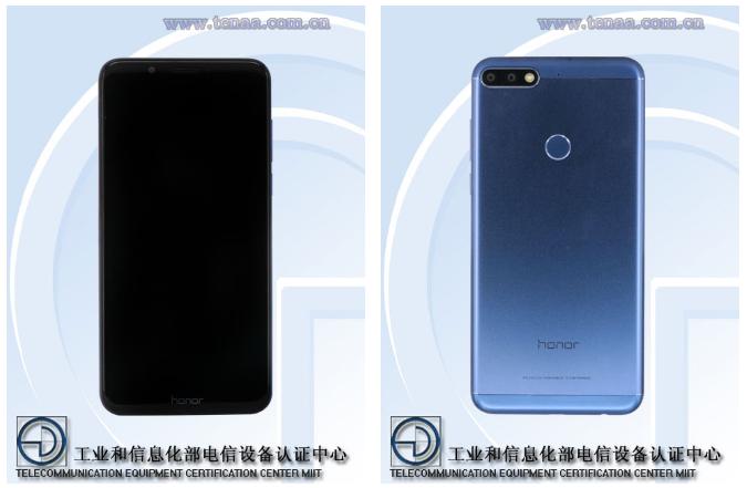 Honor 7C: характеристики смартфона с сайта TENAA – фото 2