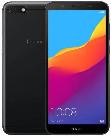 Honor 7S — бюджетник с дисплеем 18:9 и без биометрического датчика – фото 1
