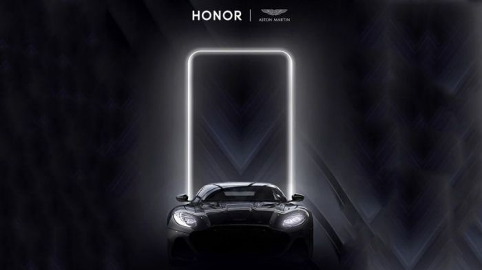 Honor выпустит «гоночный» смартфон с Aston Martin – фото 1