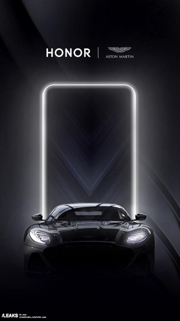 Honor выпустит «гоночный» смартфон с Aston Martin