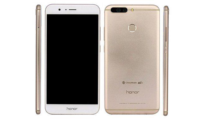 Honor V8 Pro — название международной версии Honor V9 – фото 1