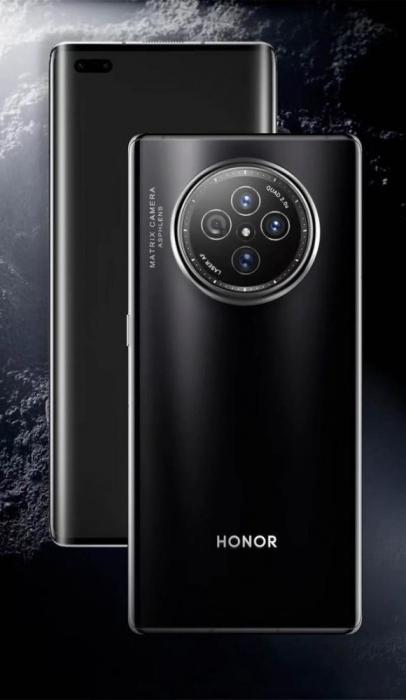 Подтвержден чип для Honor V40 – фото 1