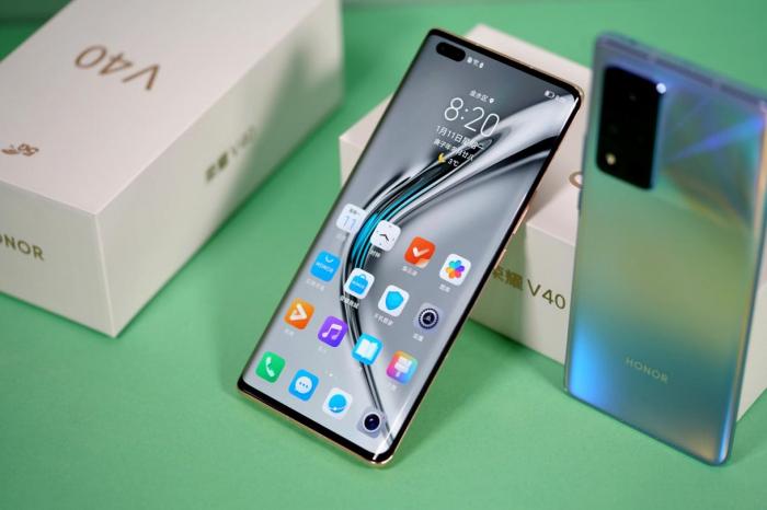Представлен Honor V40: первый смартфон без Huawei – фото 2