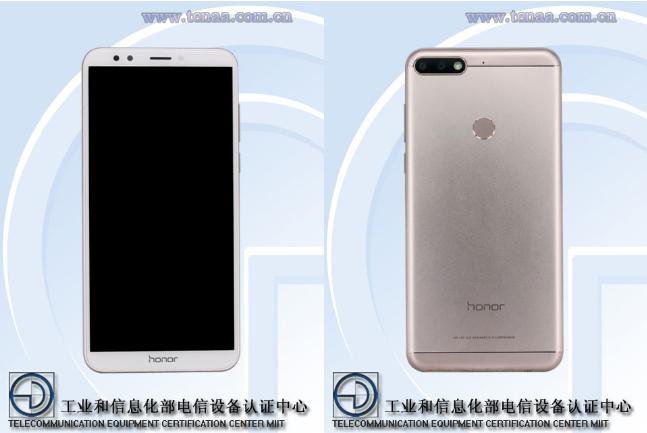 Honor 7C был замечен на сайте TENAA – фото 1