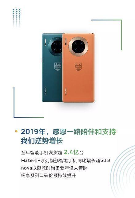 Провал отменяется: Huawei рассказала о поставках смартфонов за 2019 год – фото 2