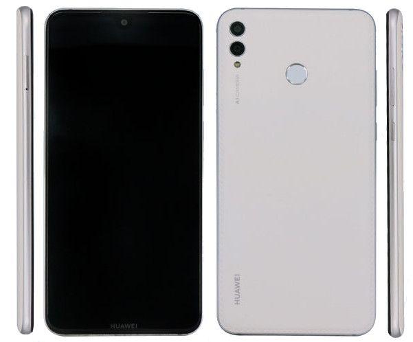 Huawei готовит смартфон со «спинкой» из кожзаменителя – фото 1
