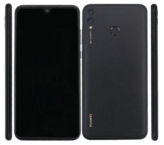 Huawei готовит смартфон со «спинкой» из кожзаменителя – фото 2